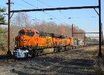 BNSF 6761 on K138